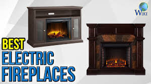 9 best electric fireplaces 2017