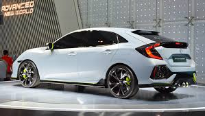 new car releases in april 2016TopGear Malaysia  GIIAS 2016 Honda Civic Hatchback Turbo