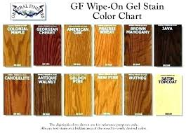 Gel Stain Color Chart Old Masters Gel Stain Home Depot Argotcomunicacion Com