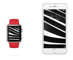 iPhone and Apple watch wallpapers on ...