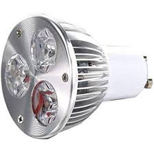 Led High <b>Power Spot</b> Light Bulb Lamp Light Dc <b>12v</b> Warm White ...