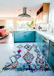 aqua kitchen rug blue rugs interesting light with best ideas on home decor for green