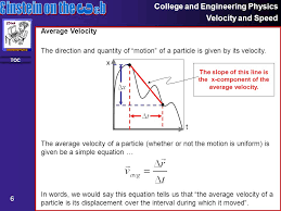 college and engineering physics velocity and sd 6 toc the direction and quantity of motion of