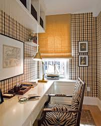home office office wall. check walls provide a fun but in keeping alternative to normal office wall covering and the zebra print chair adds more wit decor home