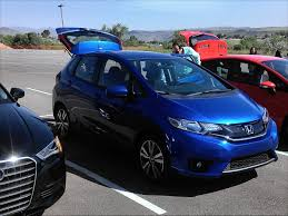 2015 Honda Fit first drive impression shows it's comparable ...