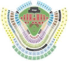 Dodger Stadium Tickets And Dodger Stadium Seating Chart