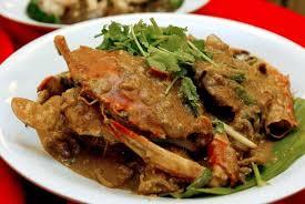 Dry <b>Curry Crab</b> - Kuali