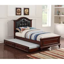 twin platform bed with trundle. Unique With Donham Twin Platform Bed With Trundle On With B