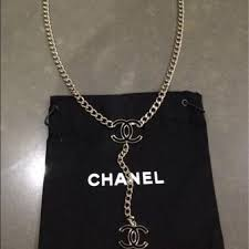 chanel belt. chanel accessories - chanel belt/necklace belt