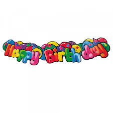 "<b>Гирлянда</b> ""<b>Happy</b> Birthday"", 1,3 м <b>Herlitz</b> 11347671 - купить в ..."
