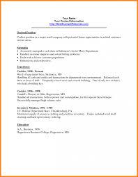Sampleme Objective For Cashier Position Examples Restaurant Good