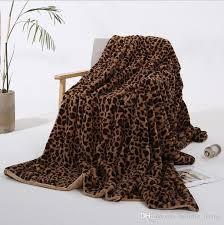 winter warm blanket faux fur fleece