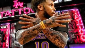 татуированные баскетболисты в Nba 2k Funtattooru