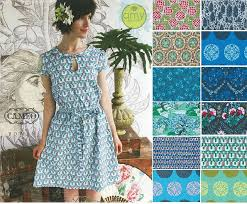 Amy Butler Patterns Cool Fabric Love Amy Butler Cameo Voile Page 48 Violette Field Threads