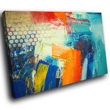zab1753 orange blue teal cool modern