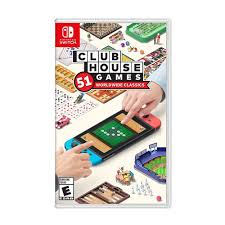Game One - Nintendo Switch Clubhouse Games 51 Worldwide Classics [US] - Game  One PH