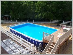 above ground swimming pool drawing. Above Ground Pool Decks Plans Free Swimming Drawing F