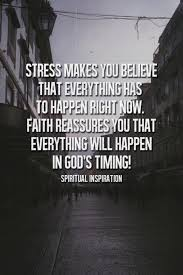 Gods Timing Quotes