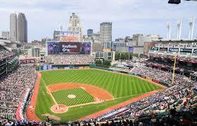 Progressive Field Cleveland Indians Ballpark Ballparks Of
