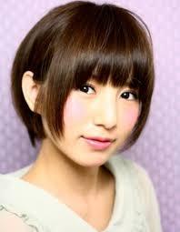 ミセス髪型耳かけショートボブke 94 ヘアカタログ髪型ヘア
