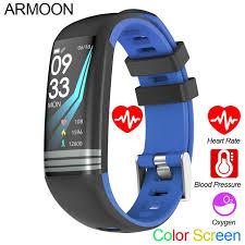 Sweet <b>ARMOON</b> Life <b>Waterproof Smart</b> Bracelet G26 Heart Rate ...