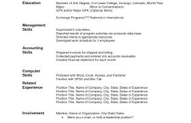 Free Basic Resume Templates Microsoft Word Elegant Resume Format ...