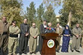 Image result for سازمان خبات کمیته احزاب کردی