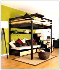 decorating outstanding ikea loft bed full 16 low bunk with desk twin by double instructions ikea