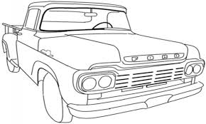 size 1280x768 classic car coloring pages printable vehicle pictures