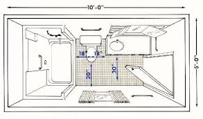 Bathroom Floor Plans With Dimensions Full Bathroom Atlantis Simple Design Bathroom Floor Plan