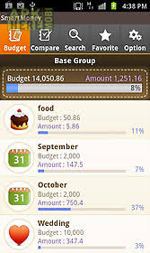 Food Budget App Smartmoney Budget For Android Free Download At Apk Here Store