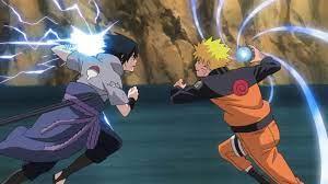 Wallpapers Naruto Vs Sasuke - Wallpaper ...