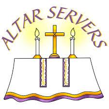 Altar Servers   Mary Queen Catholic Church   Friendswood, TX