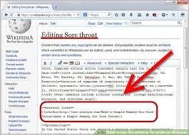 wikipedia article template how to use the wikihow template on wikipedia 7 steps