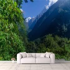 3D Wallpaper Colorful Landscape ...