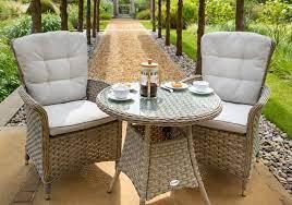 garden patio furniture over winter