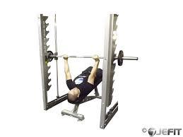 Smith Machine Bench Press Exercise Guide U0026 Video  Elite Menu0027s GuideSmith Bench Press Bar Weight