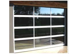 insulated glass garage doors roll up
