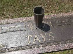 Cleavie O Roberson Tays (1908-1997) - Find A Grave Memorial
