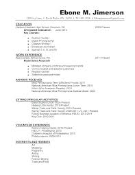 How To Make A Resume Examples Awesome Sample Retail Marketing Resume Resume Sales Examples Sample Sales