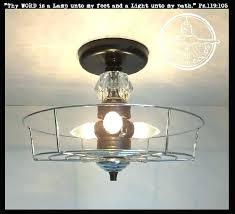 industrial semi flush mount lighting ceiling lights pendant fixtures bulbs bling light fixture crystal chrome by edison bulb wrought iron ligh