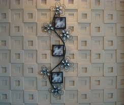 metal wall art picture frames