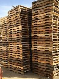 image is loading usedrecycledwoodbpallets48034x used wood pallets a7 wood