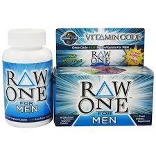 garden of life vitamin code raw one men s multivitamin 75 veggie capsules on orders over 45 overstock 11935896