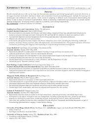 Law Associate Resume Professional Resume Templates