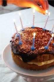 Daddys Custard Birthday Cake Easy Cake Recipe For Kids To Join