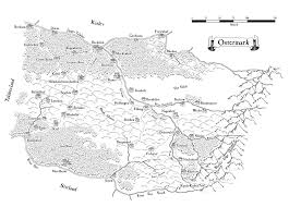 A Map Of The Ostermark Characters