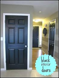 black door paint ideas about painting interior doors on hammerite garage 750ml
