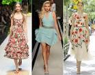 Платье модные летом 2017 112