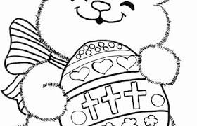 Free Printable Easter Coloring Pages For Preschoolers Awesome Easter